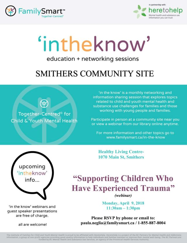 FamilySmart ITK Poster Smithers Apr 9